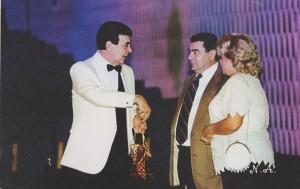 Юбилей. Москва 1997 год