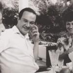 на даче с Ильгамом Алиевым