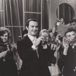 "Муслим Магомаев на телепередаче ""Голубой огонёк"" 1969 год"