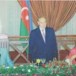 Юбилей. Баку 2002 год