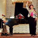 Концерт в Колонном зале дома союзов