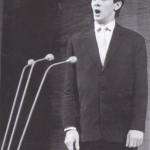 Муслим Магомаев весна 1963 год