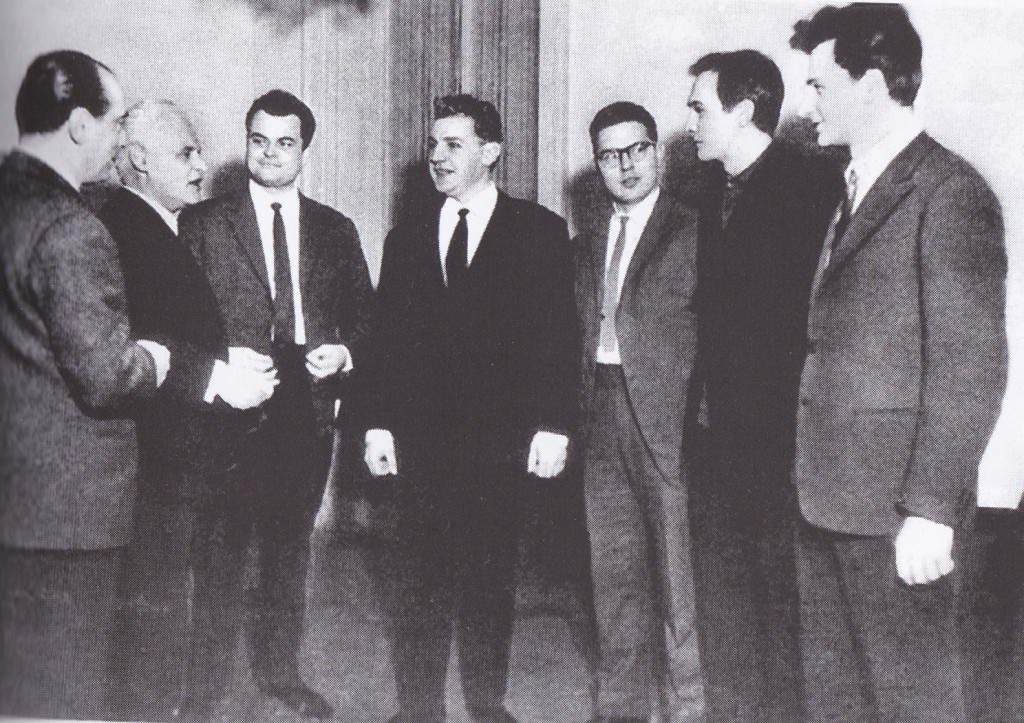 Муслим Магомаев - Милан 1964 года