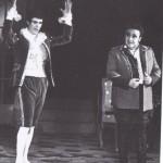 Муслим Магомаев с Рауфом Атакишиевым в роли графа Альмавивы
