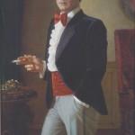 Муслим Магомаев портрет работы Шилова