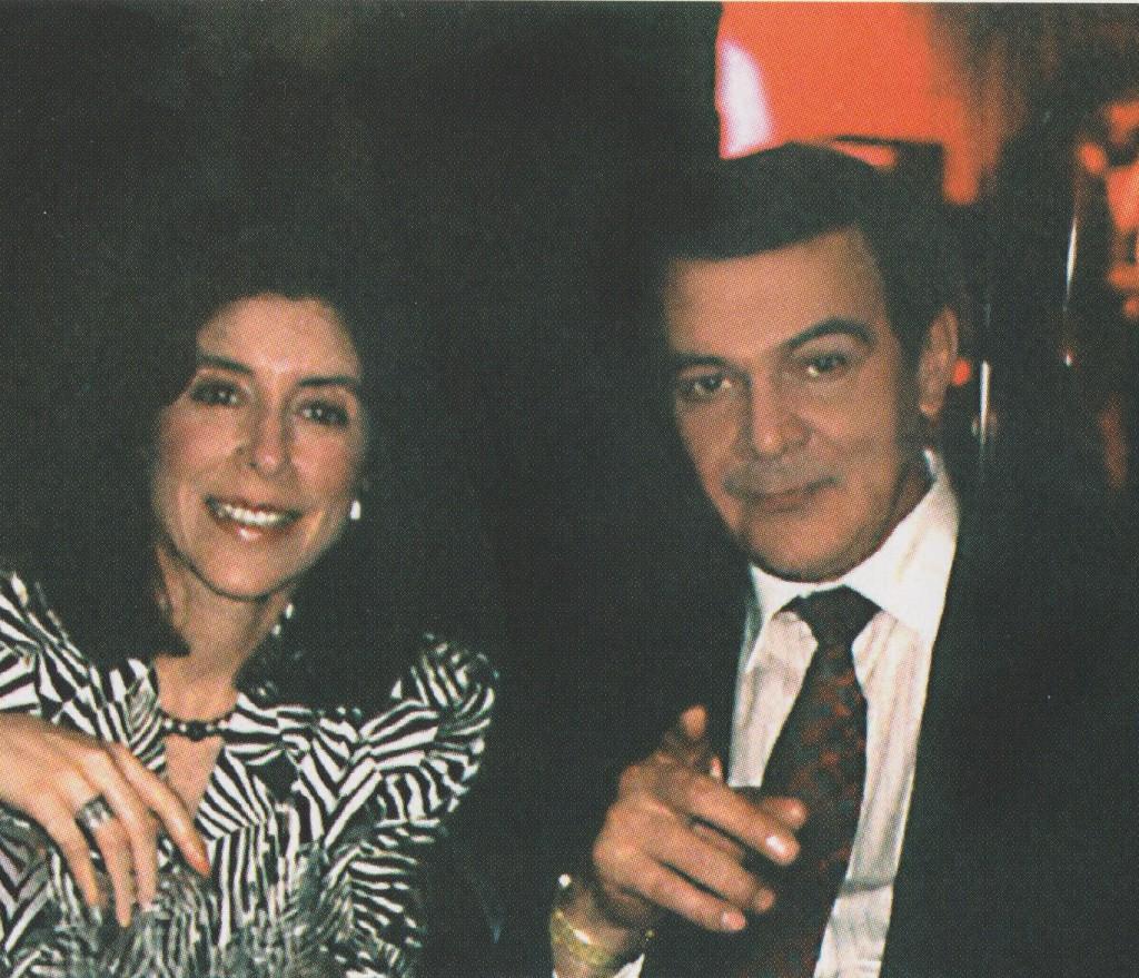 Муслим Магомаев с Элис Ланца