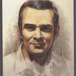 Муслим Магомаев портрет кисти Никаса Сафронова