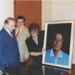Муслим Магомаев Тамара Синявская Гейдар Алиев и портрет песледнего